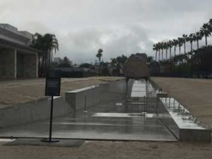 La Brea Tar Pits, Los Angeles, CA